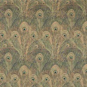 HERA FEATHER VV Jade Fabricut Fabric