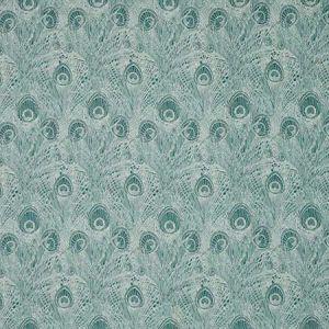 HEBE MARLOW LINEN Lichen Robin's Egg Fabricut Fabric