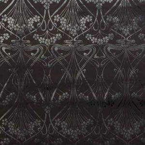IANTHE VELVET Pewter Fabricut Fabric