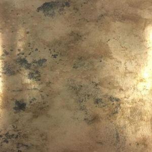 50307W BASTIEN Antique Gold Fabricut Wallpaper