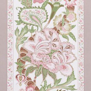 5010171 ANJOU STRIPE Blush Schumacher Wallpaper