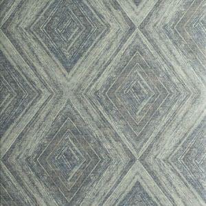 50257W BRONSHAW Indigo-01 Fabricut Wallpaper