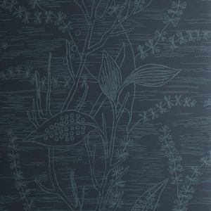 50269W ELLERSLIE Navy 03 Fabricut Wallpaper