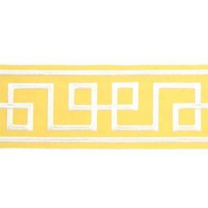 66169 OCTAVIUS TAPE Yellow Schumacher Trim