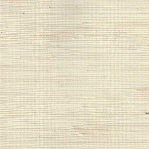 7010-01GC PACIFIC JUTE Natural Quadrille Wallpaper