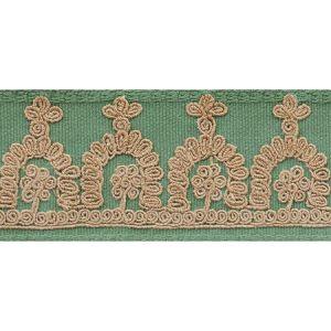 74151 Noelia Tape Jade Schumacher Trim