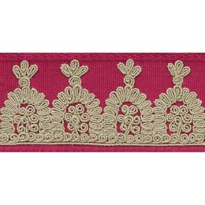74152 Noelia Tape Garnet Schumacher Trim