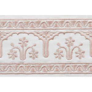 74191 Nikola Tape Blush Schumacher Trim