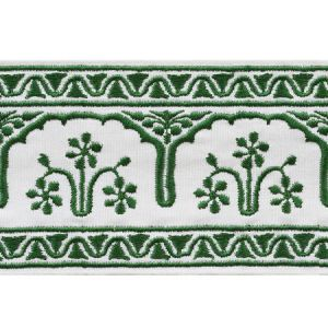74192 Nikola Tape Emerald Schumacher Trim
