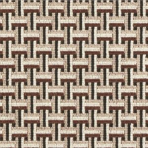 76971 SAXON EPINGLE Cinder Schumacher Fabric