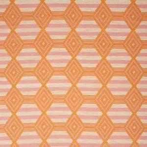 77440 MANTA PERFORMANCE Pink Orange Schumacher Fabric