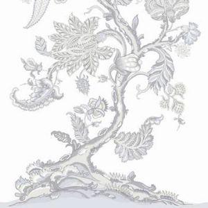 90005W MYSORE MICA Cool Fog 01 Vervain Wallpaper