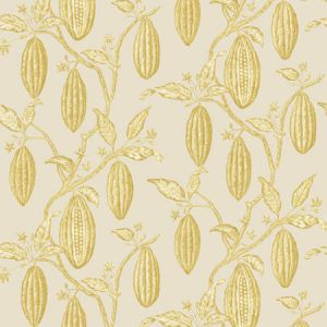 90000W CACAO VINE Indian Summer 03 Vervain Wallpaper
