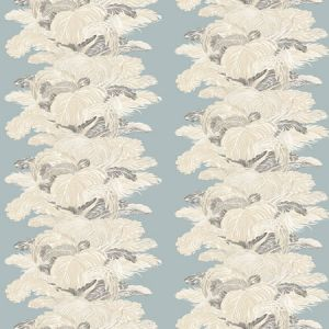 90002W LES PLUMES Well Water 03 Vervain Wallpaper