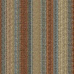 CELMO TIEDYE Coral Clay Fabricut Fabric