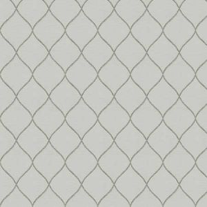 CLEF OGEE Grey Fabricut Fabric