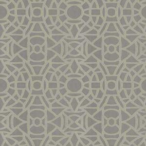 RETENU Grey Fabricut Fabric