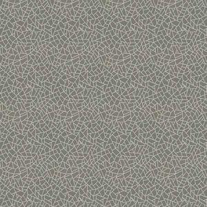 BROKEN GLASS Silver Fabricut Fabric