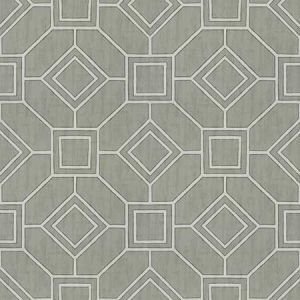 LEGATO Silver Fabricut Fabric