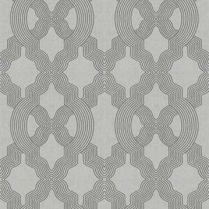 PARITA Grey Fabricut Fabric