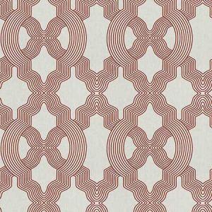 PARITA Scarlet Fabricut Fabric