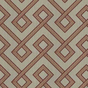 CONSONANCE Chili Fabricut Fabric