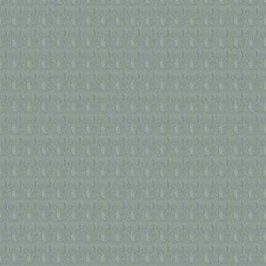 TREBLE LASH Aqua Fabricut Fabric