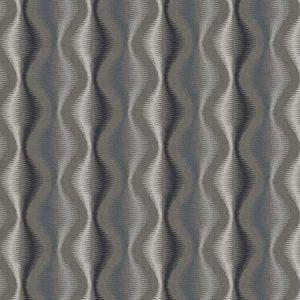 THROB Midnight Fabricut Fabric