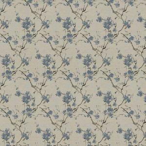 MIZU Azure Fabricut Fabric