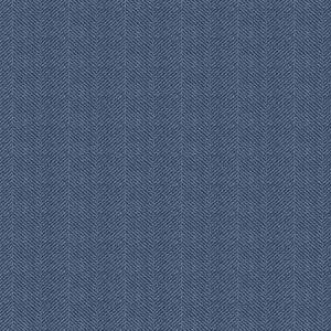 WISHBONE Azure Fabricut Fabric