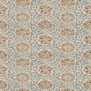 CASALE Sienna Gray Vervain Fabric