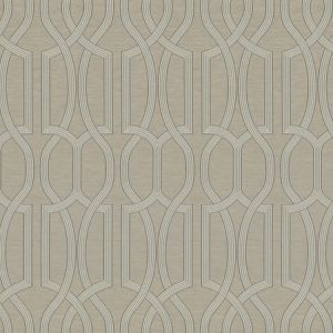 NET WORTH Rattan Fabricut Fabric