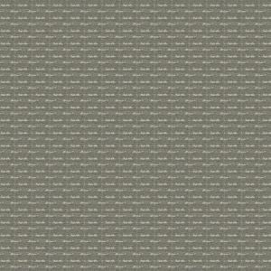 LOCK BOX STITCH Ash Fabricut Fabric