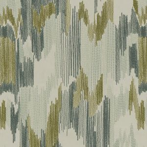 OUTRAGEOUS Greenery Fabricut Fabric
