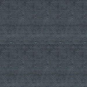 RITZY GEOMETRIC Midnight Fabricut Fabric