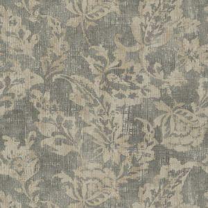 AGELESS BEAUTY Smoke Fabricut Fabric