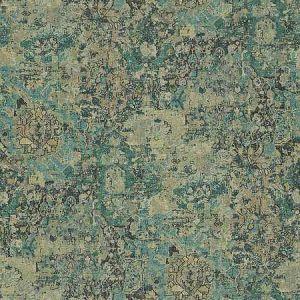 ZIMMERLI Peacock Fabricut Fabric