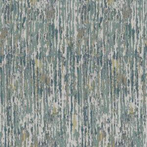 ODISHA Teal Fabricut Fabric