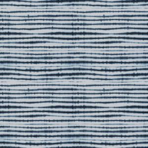 BARBED WIRE Indigo Fabricut Fabric