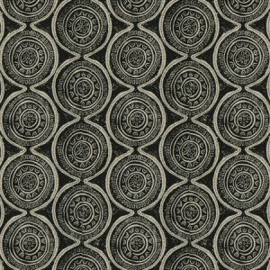 DAITER COIN Coal Fabricut Fabric