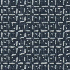 ROOT BATIK Azure Fabricut Fabric