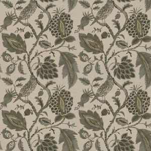 HERMITAGE Greystone Fabricut Fabric