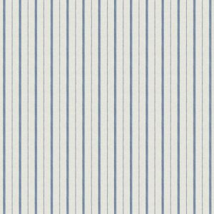 MUCHA TICKING Cobalt Fabricut Fabric
