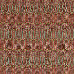 A9 0003 5000 BLISS COMPORTA Surf Club Orange Scalamandre Fabric