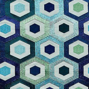 A9 0004 2600 RHAPSODY Blue Mood Scalamandre Fabric