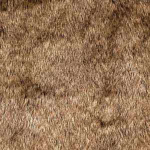 A9 0005 FURR FURRY Faux Red Fox Scalamandre Fabric