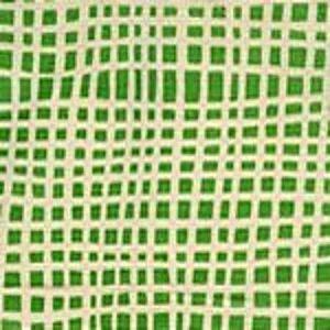 AC403-14 CRISS CROSS Leaf on Tint Quadrille Fabric
