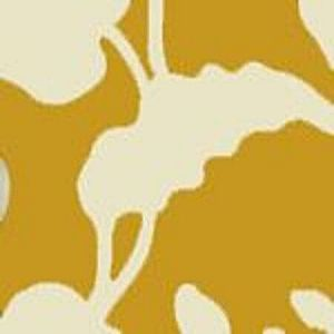 AC804B-05 POTALLA BACKGROUND Inca Gold on Tint Quadrille Fabric