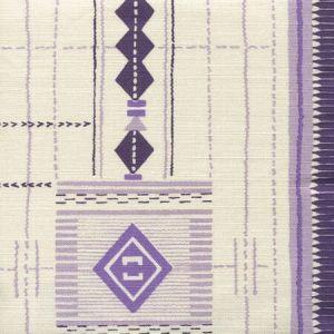 AC900-03 PALOMA MEDIUM SCALE Multi Purple Lilac Quadrille Fabric