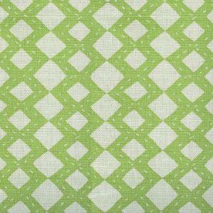 AC920-04 HANDSTITCH Lime Quadrille Fabric